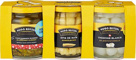 Hugo Reitzel Raclette-Kit