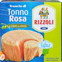 Tonno rosa in olio di oliva Rizzoli