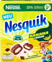 Céréales Banana Crush Nesquik Nestlé