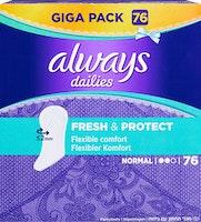 Always Slipeinlage Fresh & Protect
