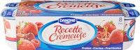 Yogourt Recette Crémeuse Danone