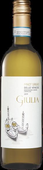 Giulia Pinot Grigio delle Venezie DOC Vorderseite