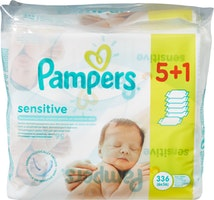 Pampers Lingettes Sensitive