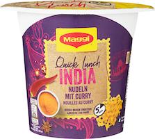 Maggi Quick Lunch India