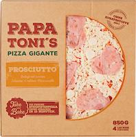 Papa Toni's Pizza Gigante Prosciutto e Mozzarella