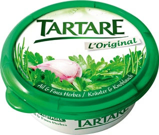 Fromage frais L'Original Tartare