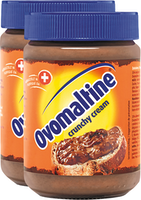 Ovomaltine Brotaufstrich Crunchy Cream