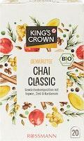 KingSC Tè alle spezie bio Chai Classic