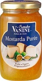 Purée de figues à la moutarde Sandro Vanini