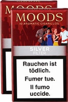 Moods Silver Filter Limited Edition