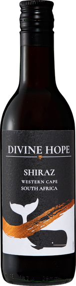 Divine Hope Shiraz Western Cape  Vorderseite