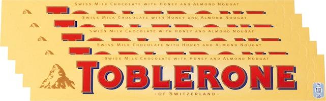 Toblerone Milch