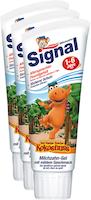 Gel dentifricio speciale per denti da latte Kids Signal