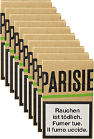 Parisienne Verte Ohne