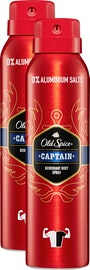 Old Spice Deodorante Bodyspray Captain