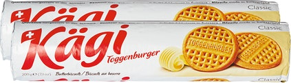 Biscotti al burro Toggenburger Kägi