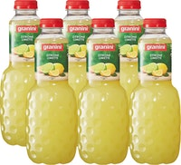 Granini Fruchtsaftgetränk Zitrone-Limette