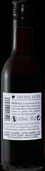 Divine Hope Shiraz Western Cape  Zurück