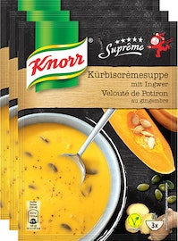 Knorr Suppe