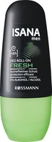 Deodorante Roll-on Fresh ISANA Men