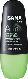 Déodorant Roll-on Fresh ISANA Men