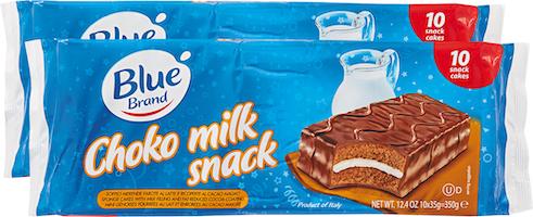 Blue Brand Snack Choko Milk