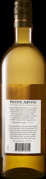 Carmelin Petite Arvine du Valais AOC Zurück