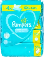 Lingettes Fresh Clean Pampers