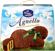 Il Vecchio Forno Artigiano Agnello al cioccolato