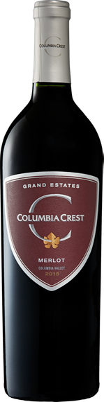 Columbia Crest Grand Estates Merlot Vorderseite