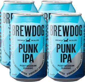 Bière Punk IPA Brewdog