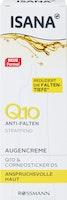 Crème pour les yeux anti-rides Q10 ISANA