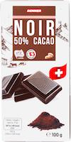 Tablette de chocolat Noir Denner