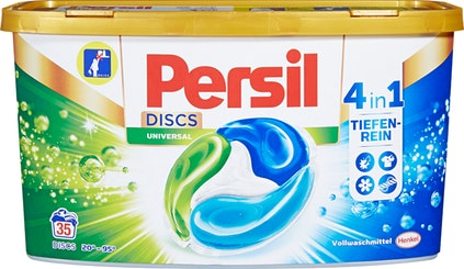 Lessive Discs Universal 4en1 Persil