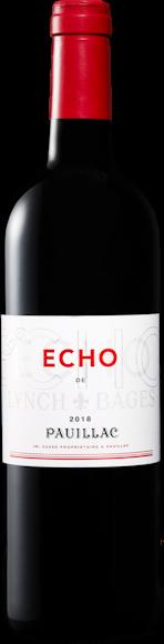 Echo de Lynch-Bages Pauillac AOC  Vorderseite