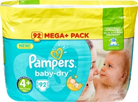 Pampers Baby-Dry Maxi Plus