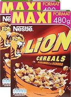 Céréales Lion Nestlé