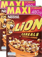 Cereali Lion Nestlé