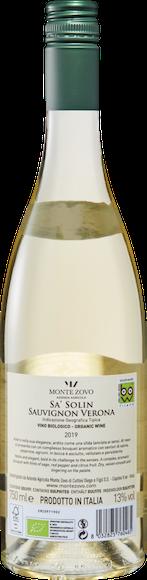Monte Zovo Sa'Solin Sauvignon Blanc bio Verona IGT Zurück