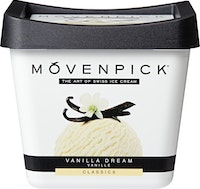 Mövenpick Vanilla Dream