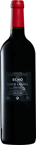 Echo de Lynch-Bages  Zurück