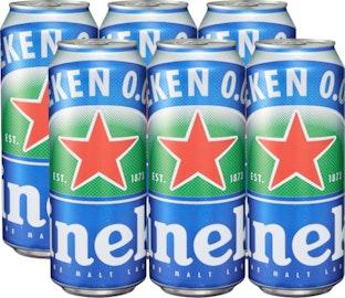 Heineken Bier Premium 0.0