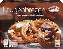 Bretzels bavarois à la saumure