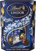 Boules Lindor Noir Lindt