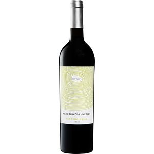 Oynos Nero d'Avola/Merlot Vino Biologico Terre Siciliane IGT