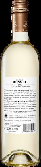 Château Bonnet Blanc Entre-deux-Mers AOC Zurück