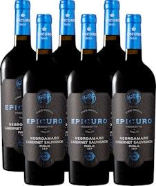 Epicuro Blu Negroamaro/Cabernet Sauvignon Puglia IGP