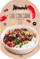 Forster Chili con Carne mit Reis