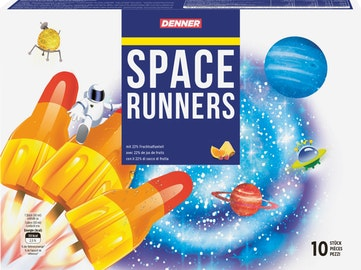 Glace Space Runners Denner