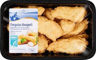 Croccantini di pangasio Gourmet Fisheries